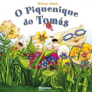 Capa do livro «O Piquenique do Tomás»